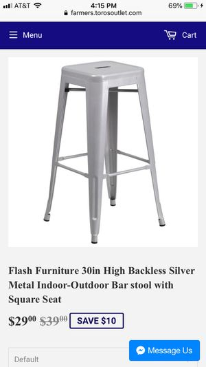 Bar stool for Sale in Farmers Branch, TX