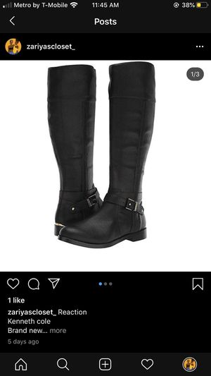 Brand new Kenneth Cole boots for Sale in Stone Mountain, GA