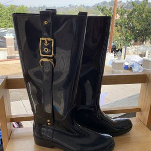 Coach Rain boots for Sale in Los Angeles, CA