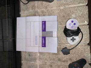 Super Nintendo (SNES) for Sale in Sterling Heights, MI