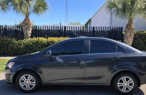 2014 Chevy sonic $4,950 cash or finance for Sale in Palm Springs, FL