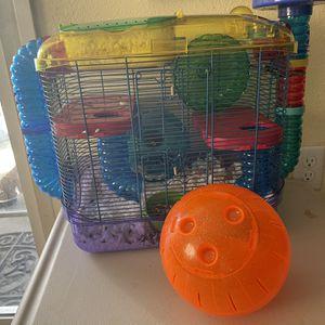 Hamster Cage/ Habitat for Sale in Costa Mesa, CA
