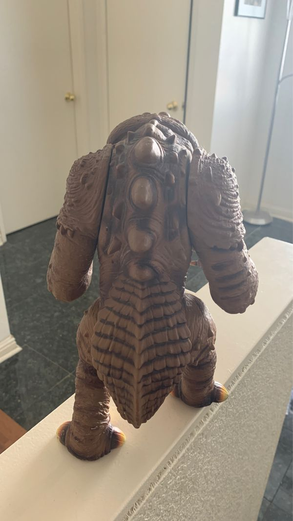 Star Wars: 1990s collectible Rancor action figure