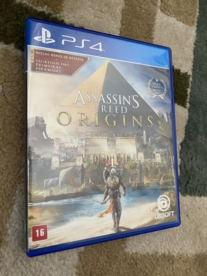 Assassins Creed Origins for PS4 for Sale in Orlando, FL
