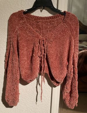 Cotton On Knit Pink Sweater for Sale in Paramount, CA
