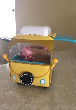 Peppas pig camper van. for Sale in Norwalk, CA