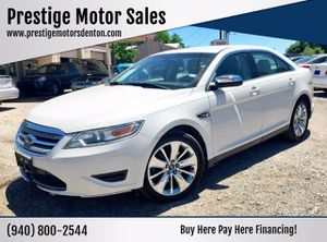 2010 Ford Taurus for Sale in Denton, TX