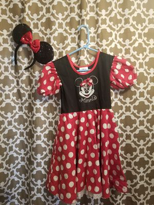 Vintage minnie mouse costume #66 for Sale in Garden Grove, CA