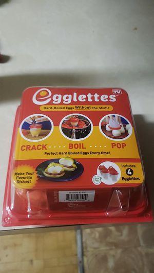 Egglettes - includes 4 for Sale in Miami, FL