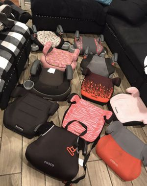 Booster seats for Sale in Jurupa Valley, CA
