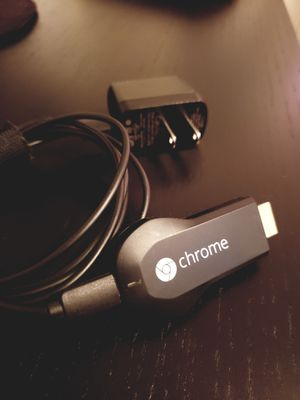 Google Chromecast 1st Gen. (1080P) for Sale in San Diego, CA