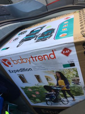 Brand new Baby Trend expedition stroller for Sale in Fremont, CA