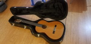 Classical guitar and hard case for Sale in Boston, MA