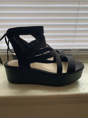 I have 2 brand new pairs of shoes from just fab for Sale in Brooklyn, MD