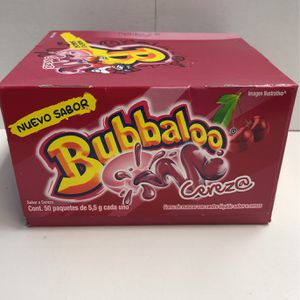 BUBBALOO CEREZA 50CT for Sale in Long Beach, CA
