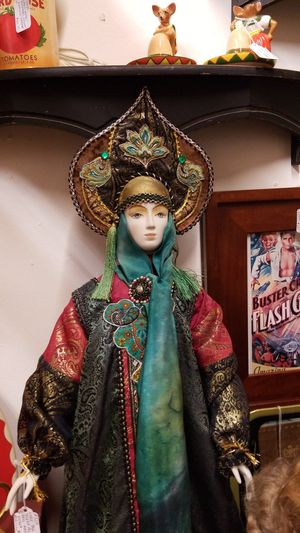 Russian porcelain doll for Sale in Anaheim, CA