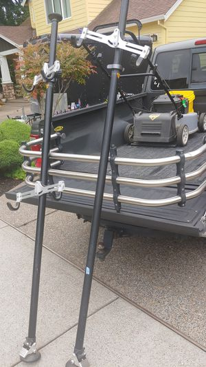 Top peak dual touch bike stand rack storage for Sale in Aloha, OR