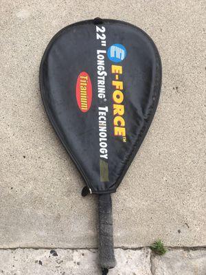 Tennis racket for Sale in Selma, CA