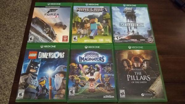6 Xbox One Titles