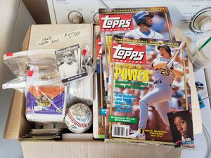 3,000 Card Count 1990's Baseball card Collection for Sale in Stockton, CA