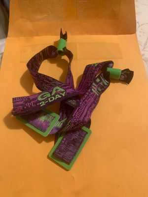 HARD SUMMER WRISTBANDS for Sale in Manteca, CA
