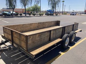 Big trailer. for Sale in Phoenix, AZ