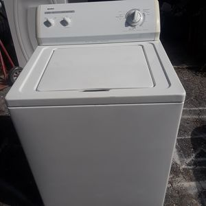Kenmore washer full size heavy duty super capacity for Sale in Orlando, FL