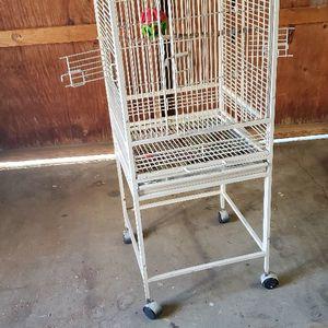 Iron Bird Cage for Sale in Sacramento, CA