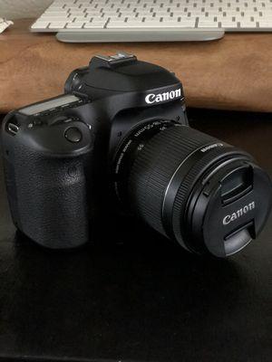Canon 80D for Sale in Davis, CA