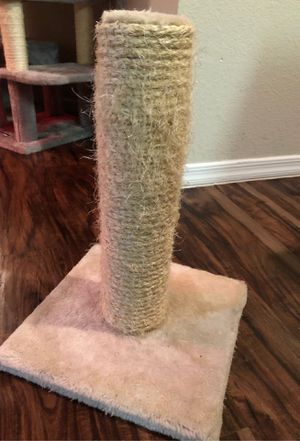Cat scratch tower for Sale in Glendale, AZ