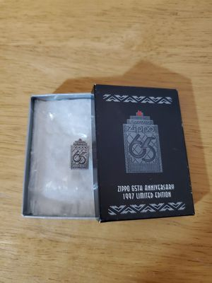 Zippo Collectors Pin for Sale in Tacoma, WA