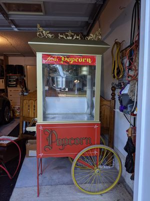 Commercial popcorn popper for Sale in Mansfield, TX