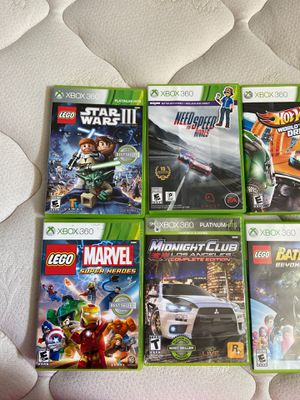 Xbox 360 games for Sale in Ruskin, FL