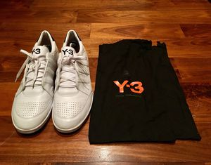 Y-3 Yamamoto/Adidas Honja Classic White Men's Sneakers Size US 14.5 UK 14 EUR 50 Art No G01453 for Sale for sale  New York, NY
