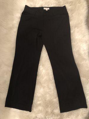 Michael Kors Size 12 Black Pants for Sale in Fife, WA