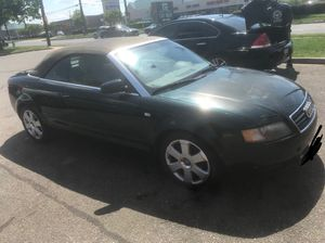 2005 Audi A4 convertible cabriolet for Sale in Fort Washington, MD