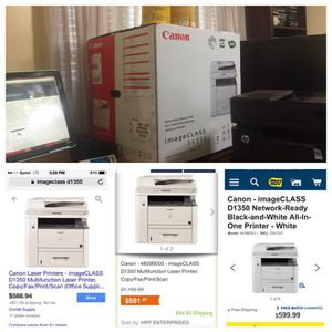 Canon ImageClass D1350 for Sale in Washington, DC