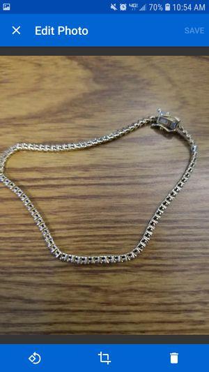 Zales diamond bracelet for Sale in Ripley, WV