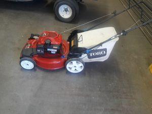 Toro Lawn mower for Sale in Sacramento, CA