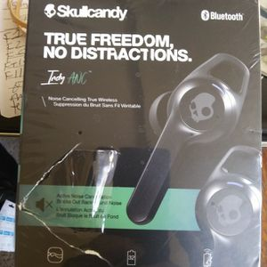 Skullcandy Indy ANC Bluetooth Wireless head phones for Sale in Dana Point, CA