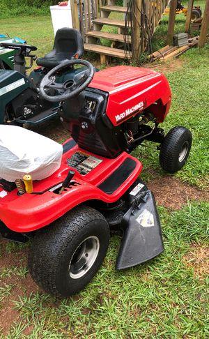 Yard machine riding lawn mower for Sale in Inman, SC