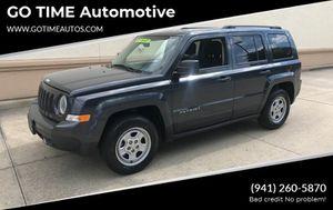2015 Jeep Patriot for Sale in Sarasota, FL