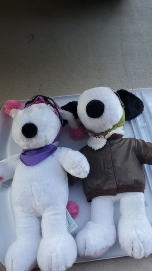 Build a bear plushies for Sale in Chandler, AZ