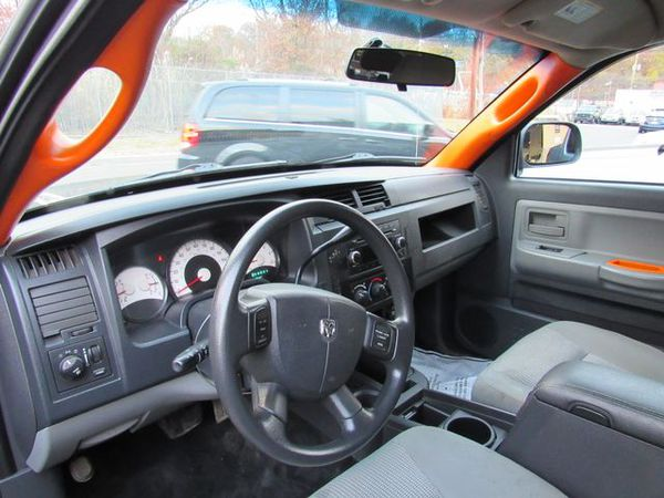 2011 Ram Dakota Crew Cab