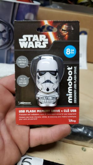 Stormtrooper 8GB USB Flash Drive for Sale in Fremont, CA