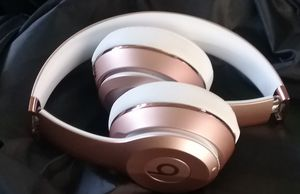 Beats by Dr. Dre Solo3 Wireless headphones for Sale in Antelope, CA