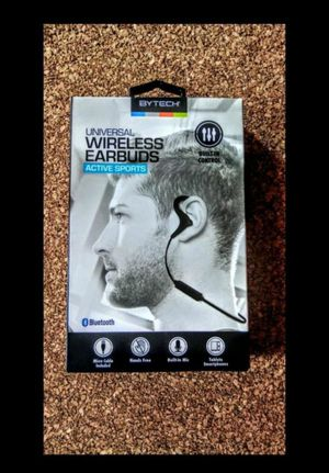 Bluetooth Hands-free Wireless Earbuds Lightweight for Sale in Fontana, CA