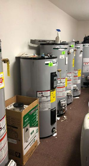 Water heater liquidation O40A for Sale in Corona, CA