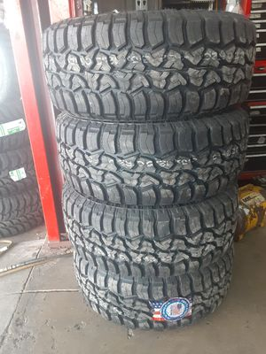33x12.50r20 federal xplora rt for Sale in Irving, TX