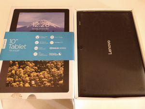 "Lenova 10"" inch Tablet - cracked screen for Sale in Pensacola, FL"